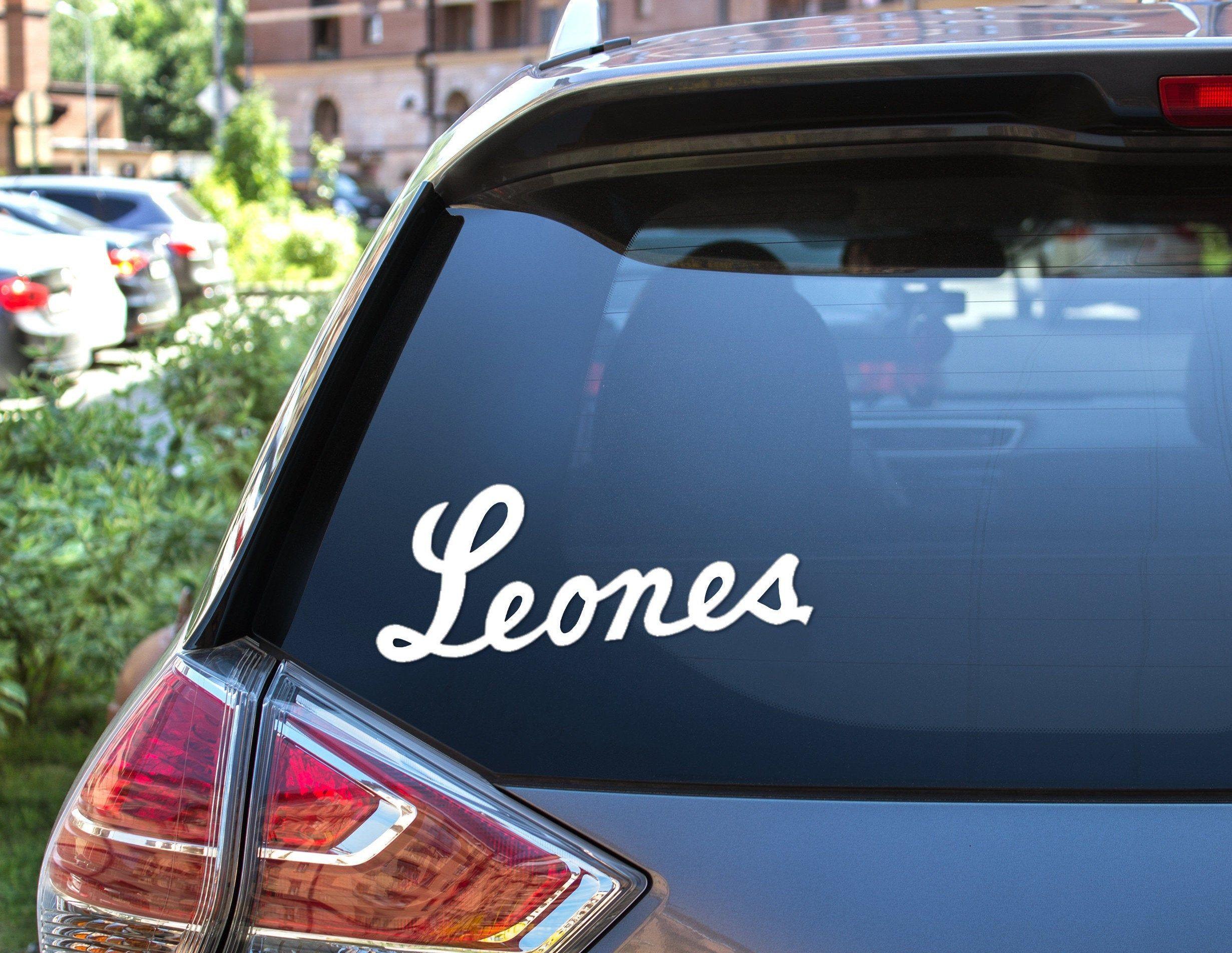 Leones Venezuela Decal Vinyl Sticker For Car Laptop And Windows Paomonkey S Cust Christian Car Decals Window Stickers Cute Car Decals Christian Car Decals [ 1904 x 2461 Pixel ]