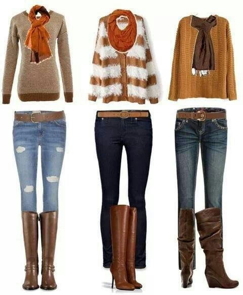 Winter threads... its getting cold :-)