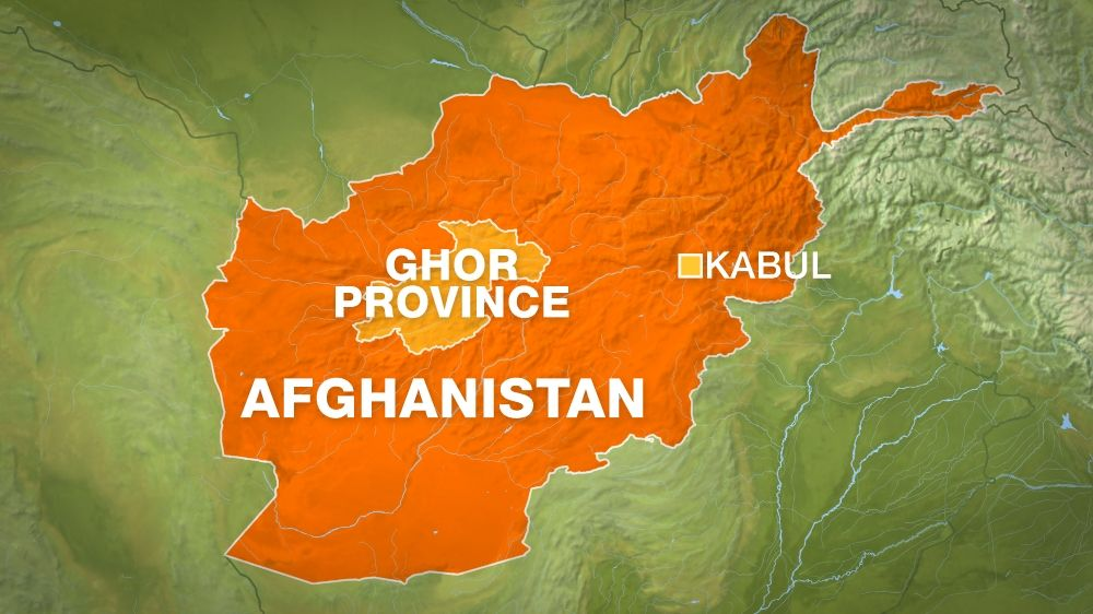 Deadly Attacks Hit Mosques In Kabul And Ghor Afghanistan News