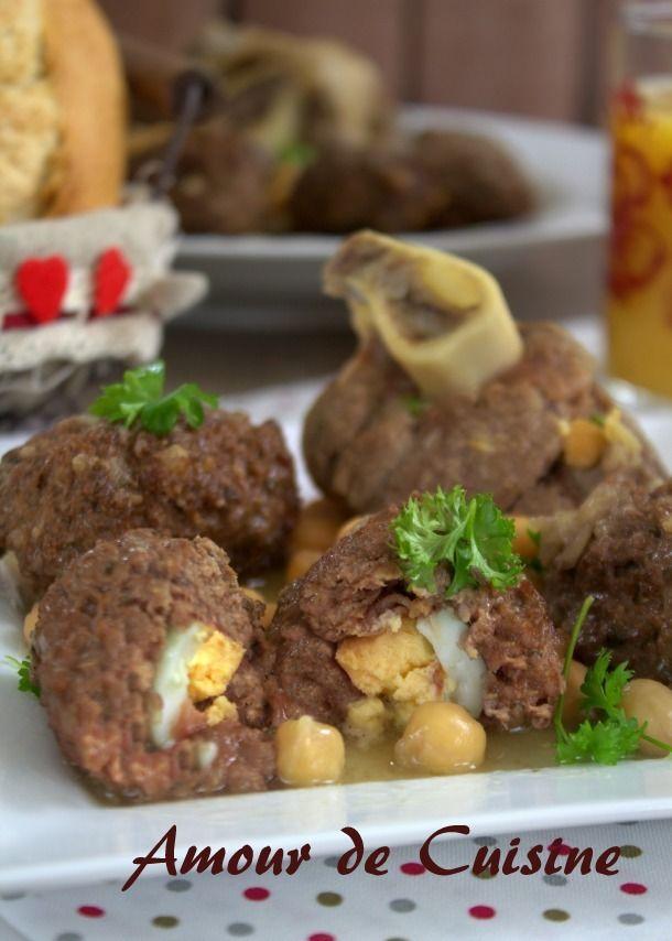 Mhawet Plat De La Cuisine Algerienne Recette Cuisine