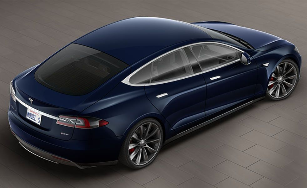 The New Tesla Is Faster Than A Ferrari Cool Material Tesla Model S Tesla Car Electric Cars
