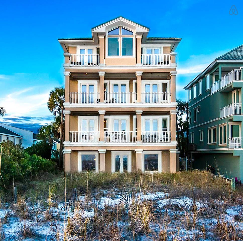 Rental Websites For Houses: Destin Sandprint Beach House