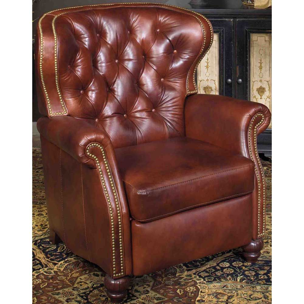 Bradington Young Bastien 3 Way Lounger By 3828 Leather Furniture Leather Furniture Detail Furniture