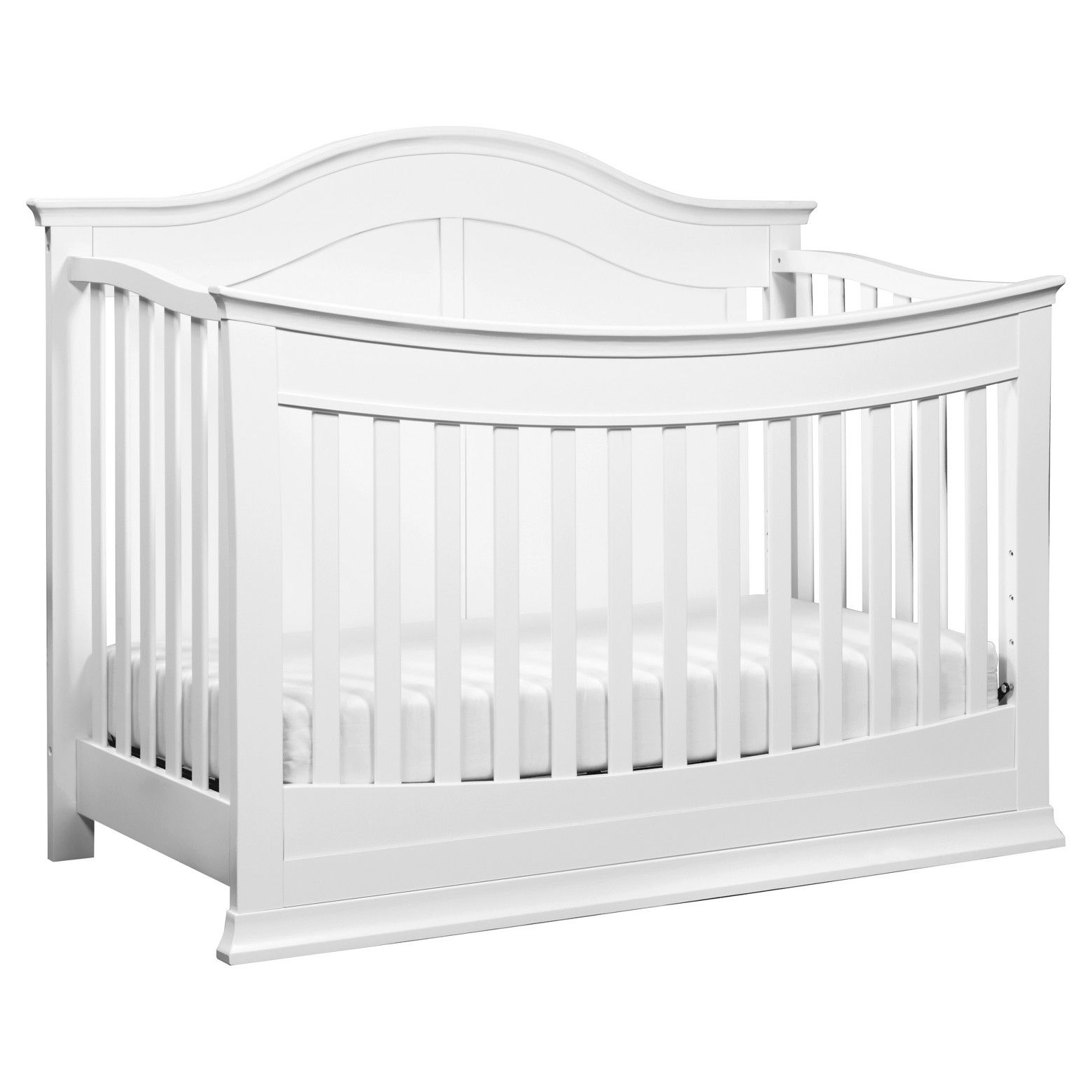 DaVinci Meadow 4in1 Convertible Crib with Toddler Rail
