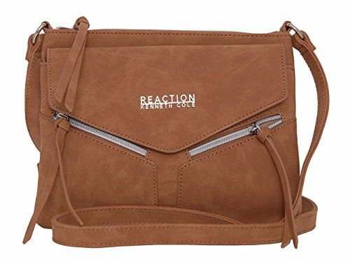 fb3a17eef Kenneth Cole Reaction KN1963 Columbus Mini Crossbody Messenger Purse  Shoulder Bag Amber * Read more at the image link.Note:It is affiliate link  to Amazon.