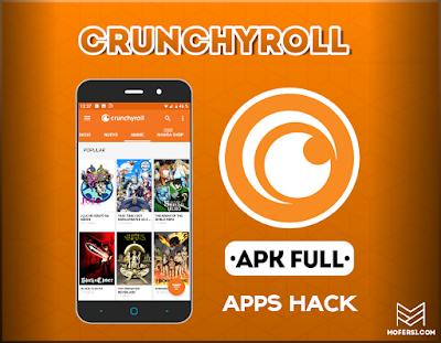 Free Crunchyroll Hot Apk 2.3.0 [Premium] APK