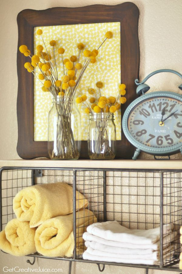 Best 25 yellow baths ideas on pinterest yellow bath for Yellow bathroom ideas pinterest