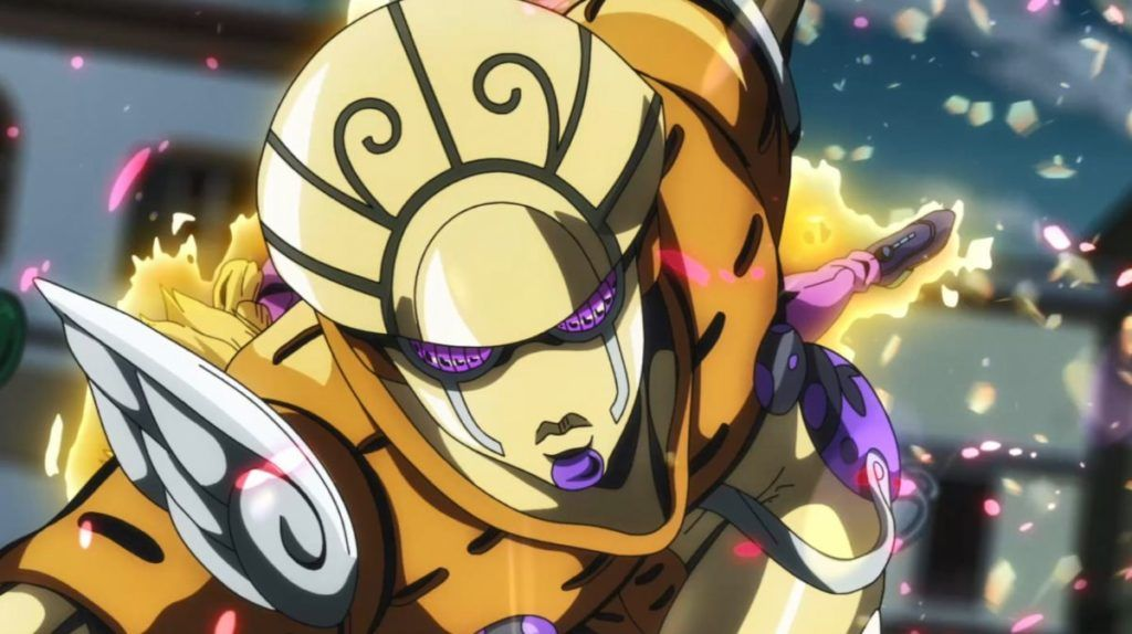 Jojo S Bizarre Adventure Golden Wind Official Anime Trailer