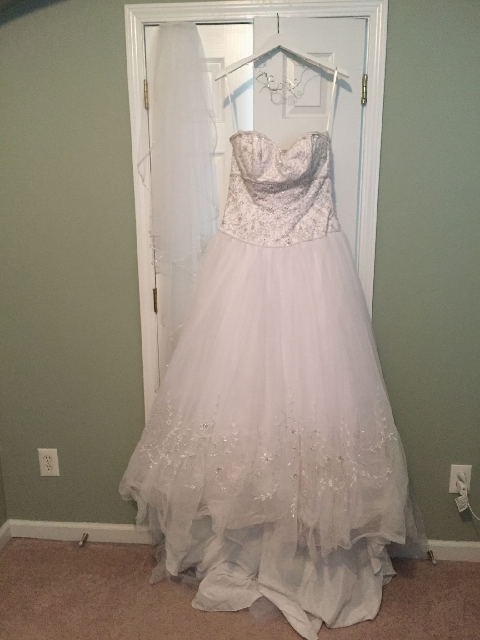 2nd hand wedding dresses  Other Anyaus Bridal  Size   Used Wedding Dresses  Used