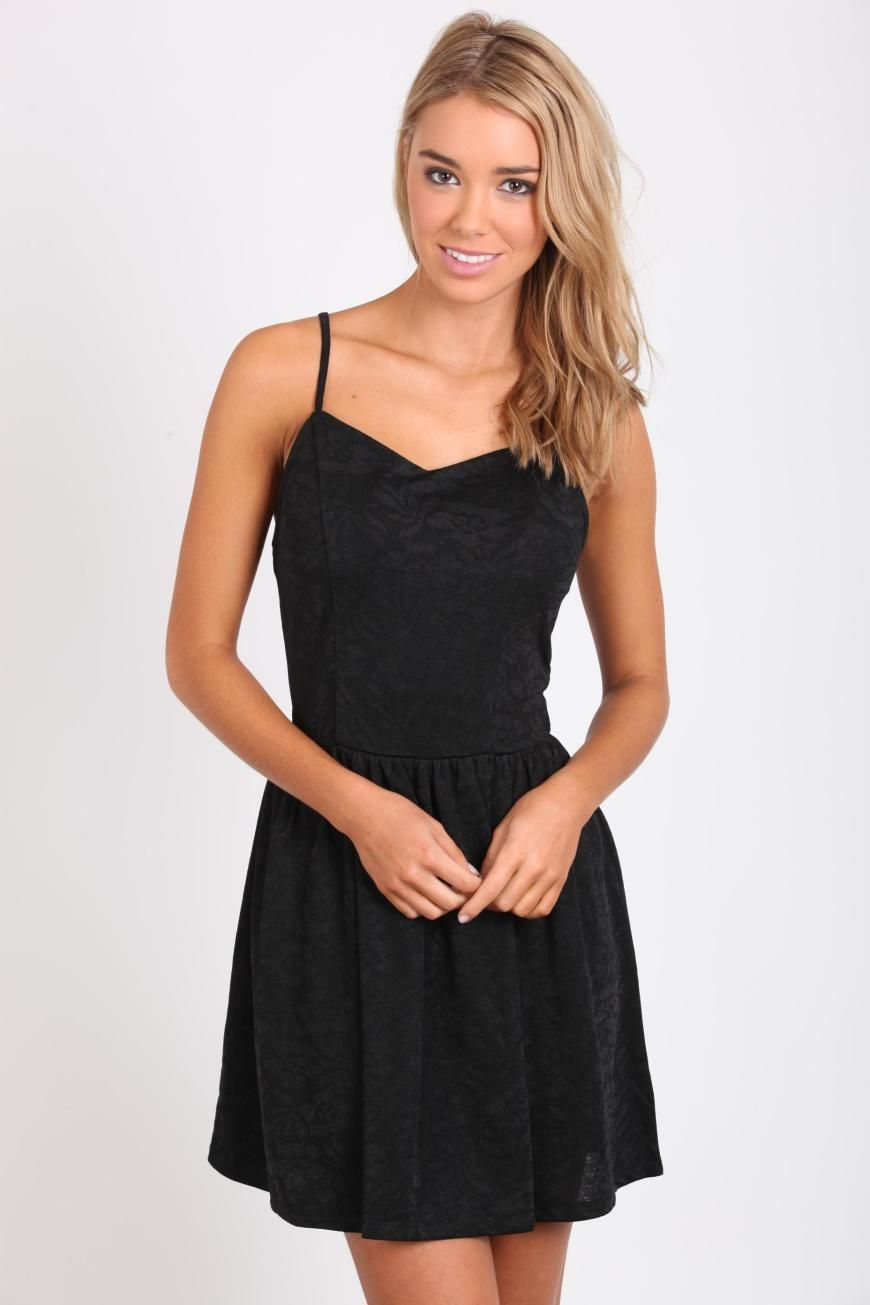 Opulent jacquard babydoll dress clothesss and accessories