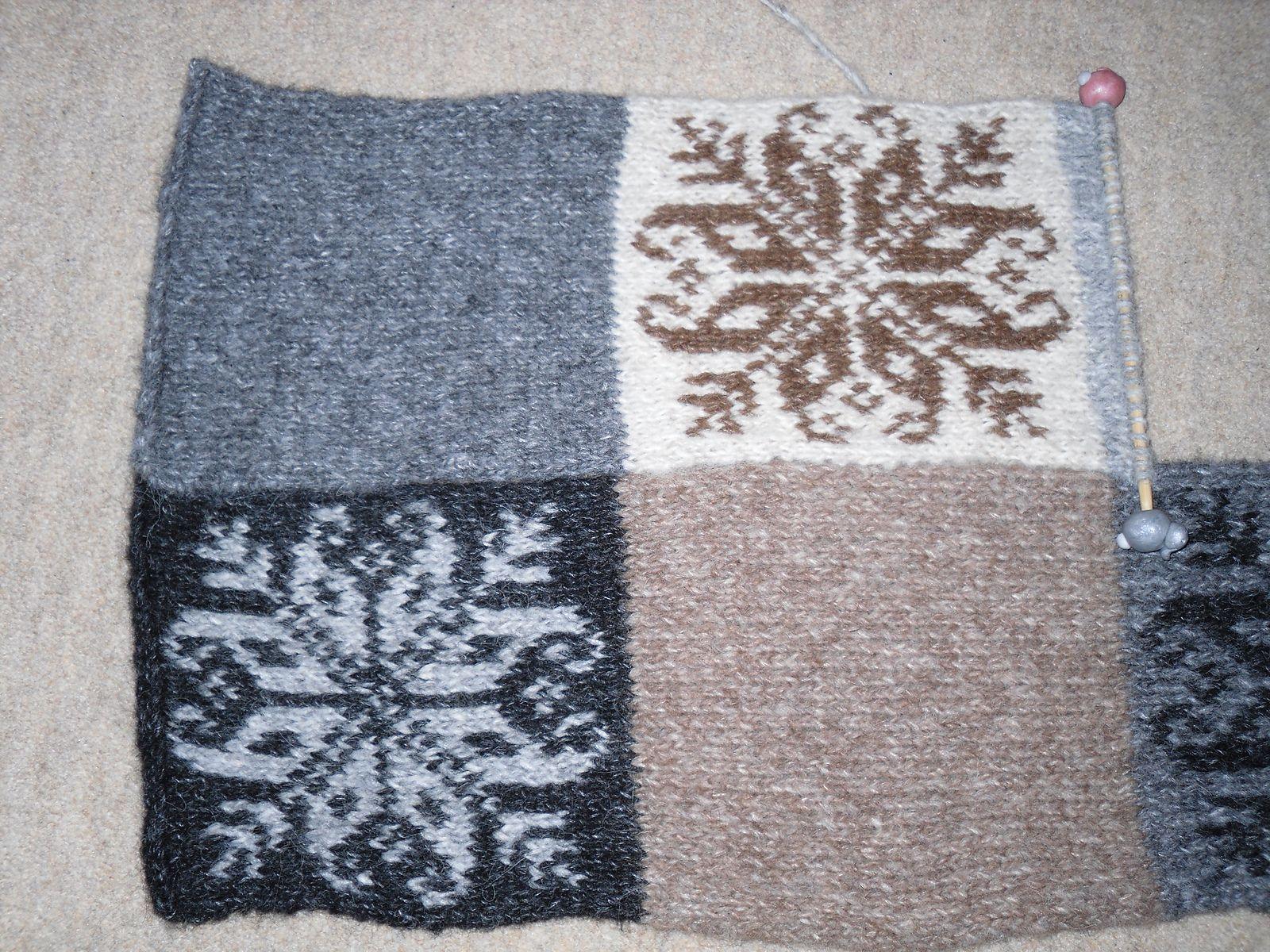Ravelry: Carla\'s Blanket pattern by Knit Simple   knitting ...