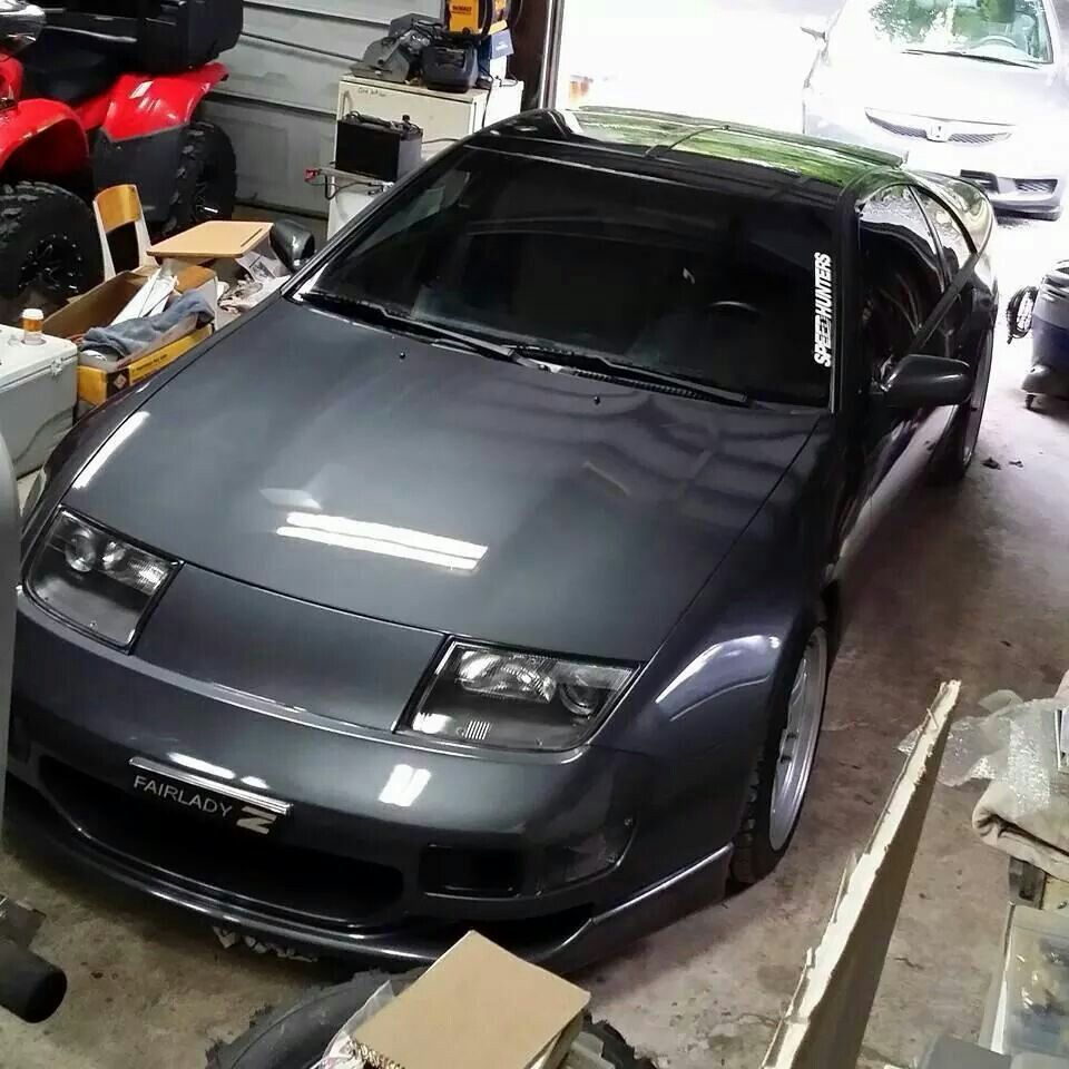 300zx Turbo Mods: Jdm, Cars And Nissan