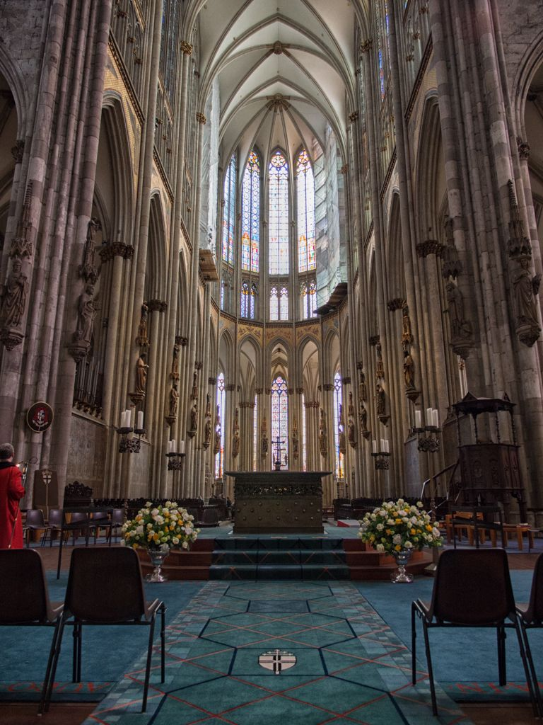 Photo Of The Week Calm In Cologne Cathedral Cologne Cathedral Cathedral Photos Of The Week