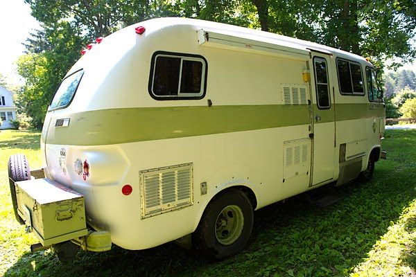 Rollin Home Dodge Travco Motorhome Lune Travels Blog Vintage Rv Motorhome Vintage Travel Trailers