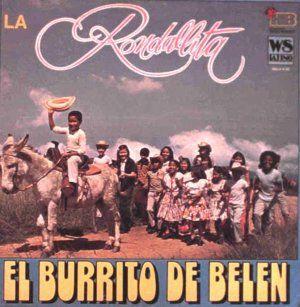 El Burrito Sabanero Te Suena Burrito Canciones Belenes