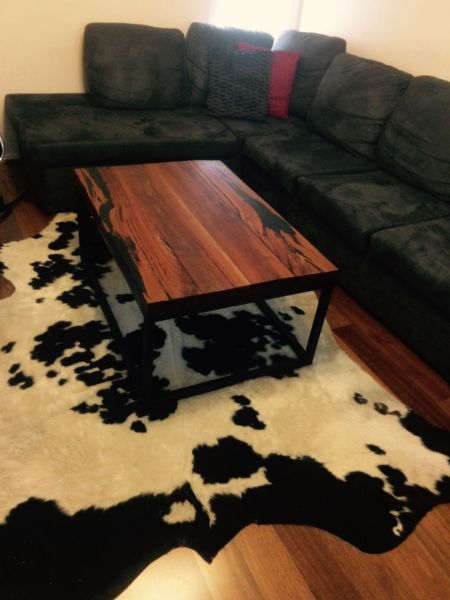 Victorian Redgum Coffee table Coffee Tables Gumtree Australia