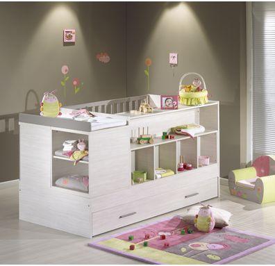 Aménagement chambre bébé - déco chambre bebe - accueillir bébé ...