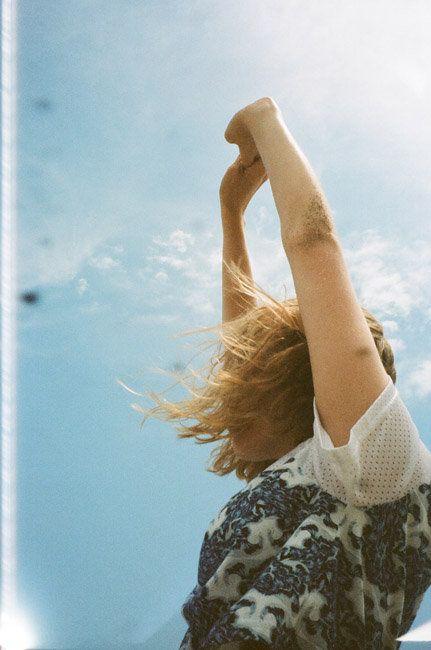 Urban Outfitters x Stolen Girlfriends Club Shot & Styled by Zara Mirkin
