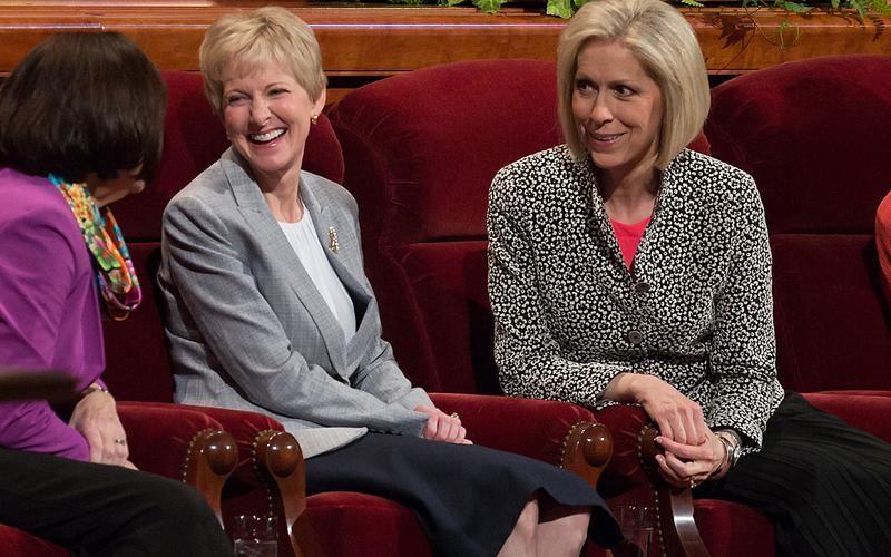 Sessao Geral Das Mulheres Mulheres A Igreja De Jesus Cristo