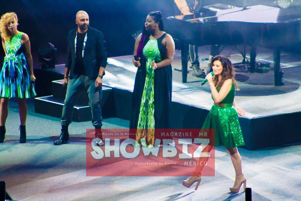 """Concierto de Laura Pausini """"SIMILARES"""" en el Auditorio Nacional, CDMX"""