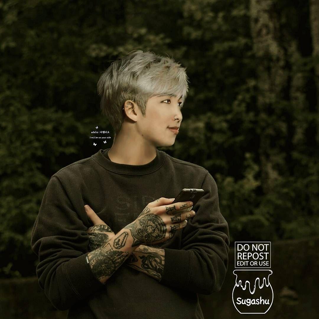 Taekook Tattoo: Your Friendly Neighborhood Tattoo Lover Boy, Namjoon