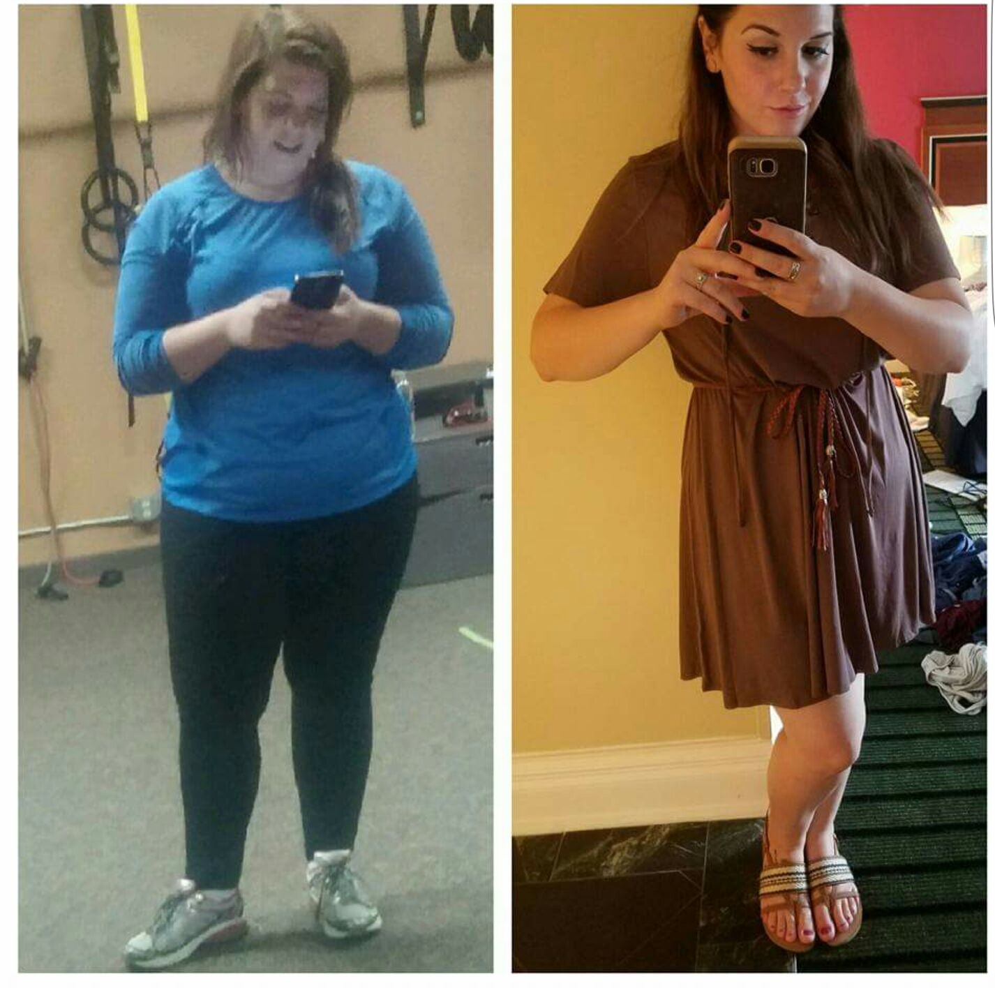 F/24/5'1 [220lbs-160lbs=60lbs lost](6 months) Only 20 more until my