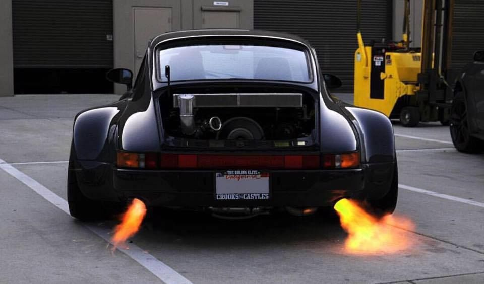 Water Is For Cooking Not For Cooling : Foto · Car StuffPorsche 911 ...