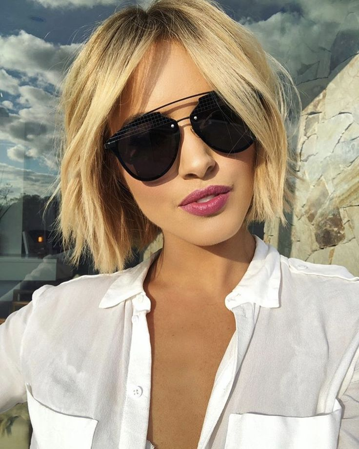 Kort blond haar #hairstyles #kapsels #ideeën #ide... - #Blond #Haar #Hairstyles #halblang #ide #ideeën #kapsels #kort #hairstyleideas