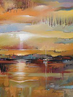 Timothy M. Parker art
