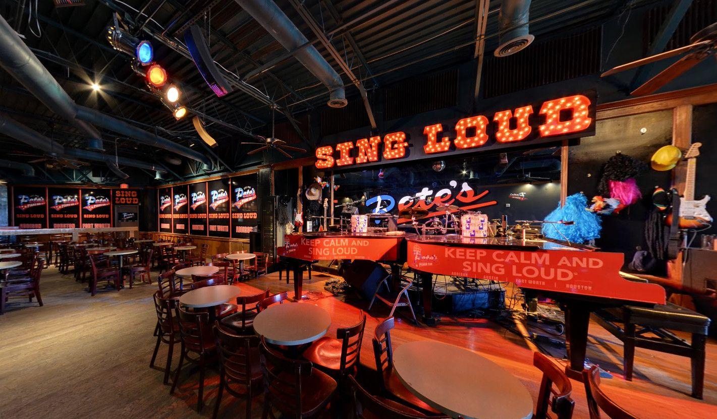 Pete's Dueling Piano Bar in Dallas, TX VenueCenter