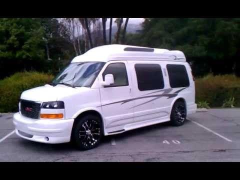 New 2014 2013 Gmc Savana Conversion Van At Holland Auto Sales