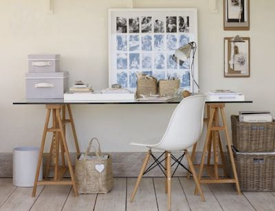 Office with Eames