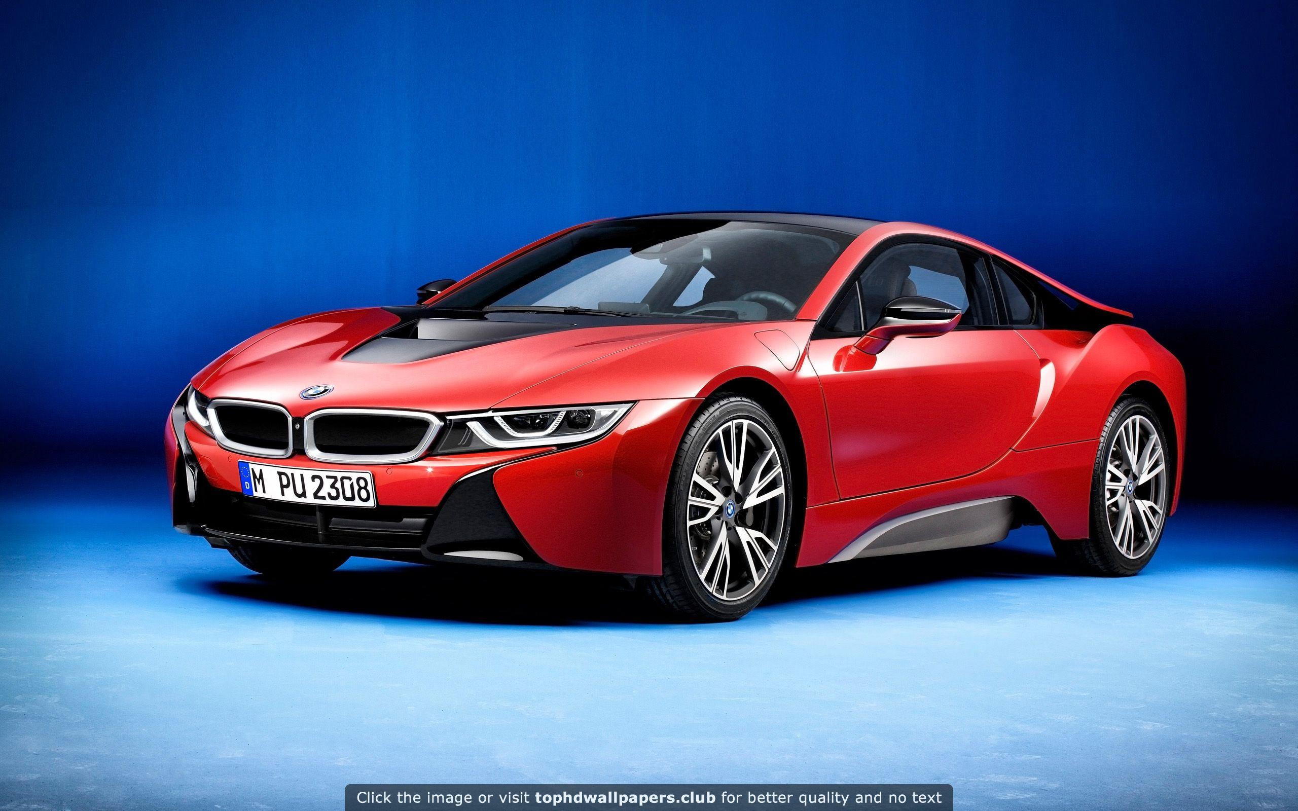 Bmw I Protonic Red Edition 2016 Hd Wallpaper Bmw I8 Red Bmw Bmw Sports Car