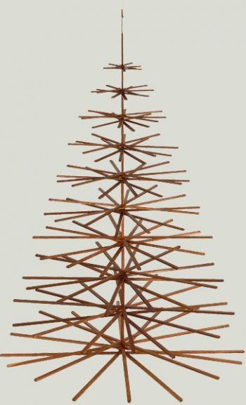Https Www Possibilitree Com Trees 6 Ft Suspended Modern Christmas Tree Alternative Christmas Tree Wood Christmas Tree
