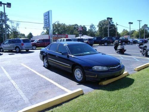 2002 Chevrolet Impala | Quincy FL #cheapcars