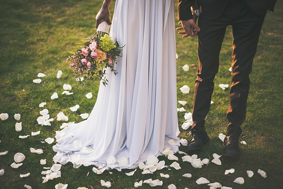 Shades of Something Blue | Love My Dress® UK Wedding Blog