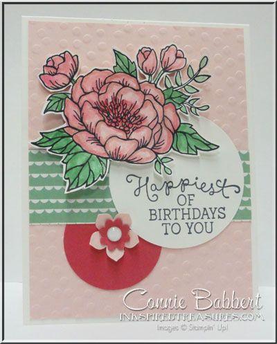 SUOC141 Birthday Blooms