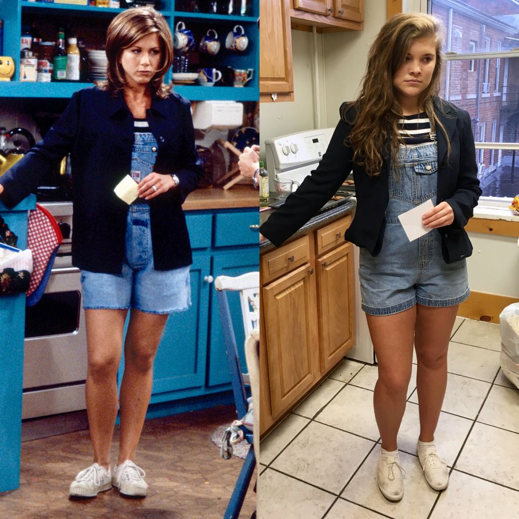 Photo of I Dressed Like Rachel Green for a Week and Here's What Happened