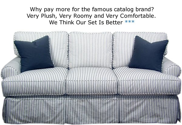"Jessica Collection Style by Casco Bay Furniture ""The fort"