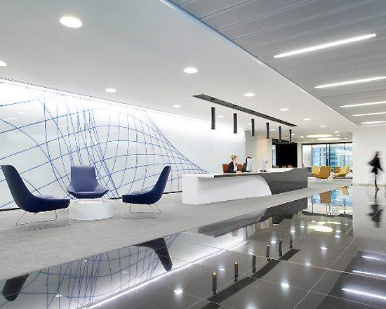 Office Reception Interior Design Ideas | Roseate Design Interiors ...