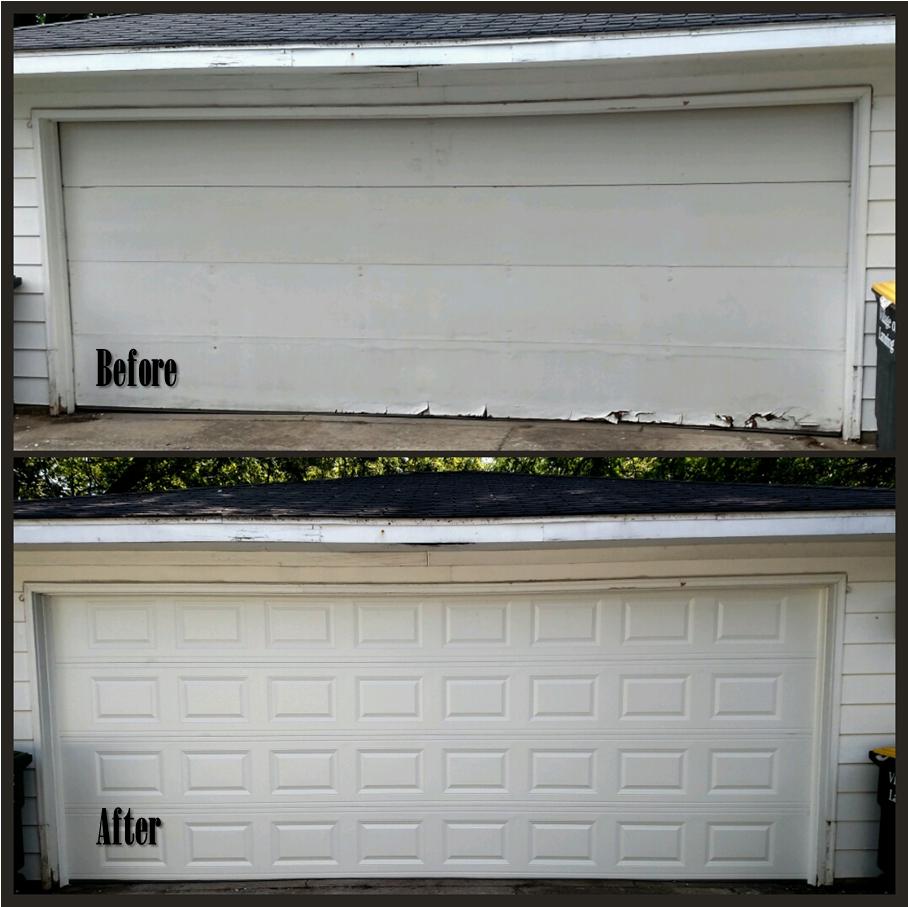Classic Garage Door From Preferred Window And Door Garage Doors Doors Garage Service Door