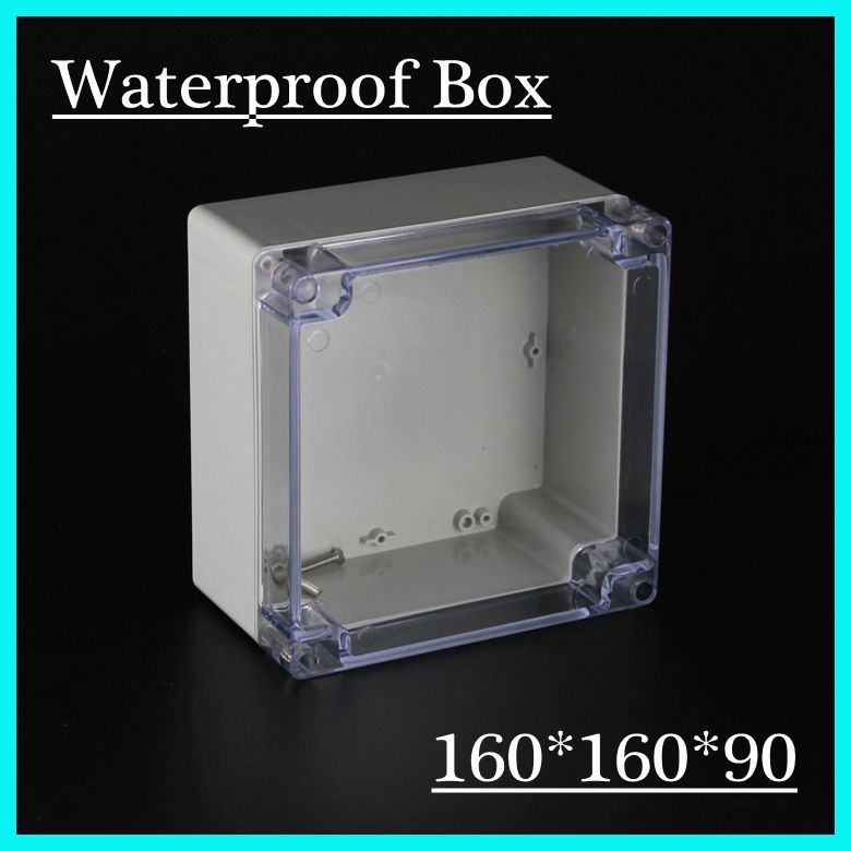 Enjoyable 160 160 90Mm Waterproof Junction Box Outdoor Electrical Power Wiring Digital Resources Counpmognl