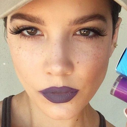 dcb4378f2 Halsey Makeup | Steal Her Style | relax buy it wear it in 2019 ...
