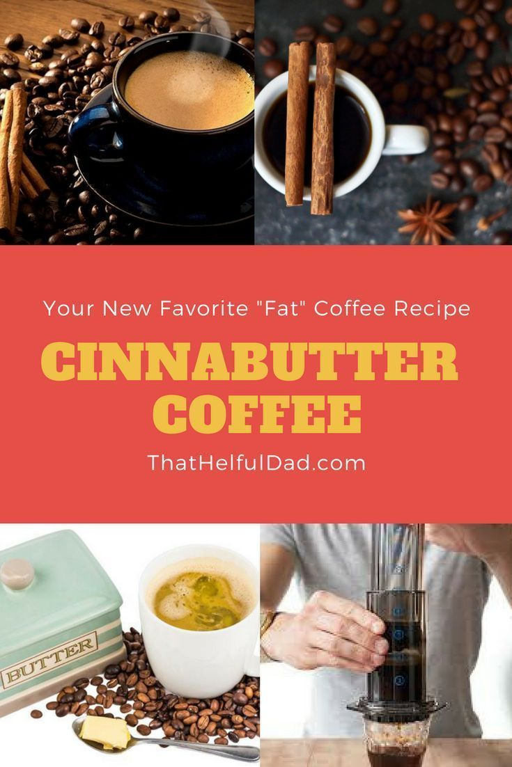 CinnaBUTTER Coffee Recipe Tasty AND Good for You? Oh