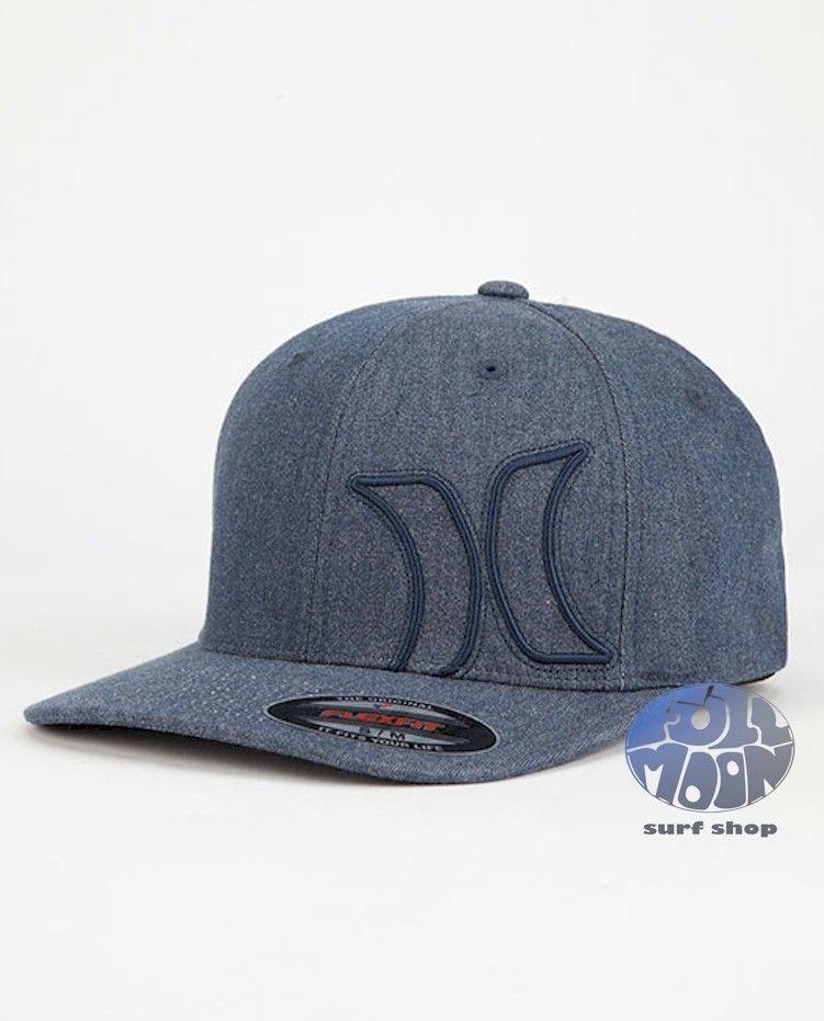 the latest 75e62 2d20c order new hurley mens bump flexfit cap hat b7bbd 4f5f1