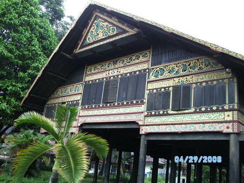 72 Rumah Adat Aceh Dan Gambar HD Terbaik