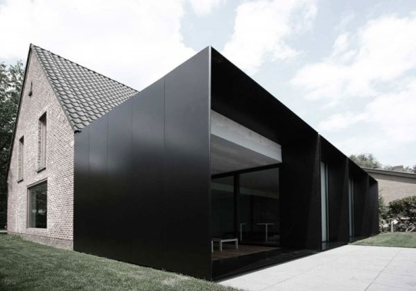 Photo of House extension and renovation of an old farmhouse in Belgium