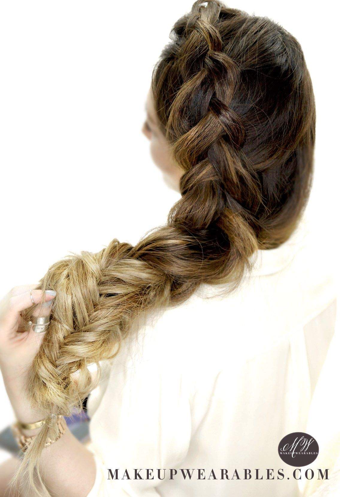 Cute everyday hairstyles for school prom braid hair tutorial