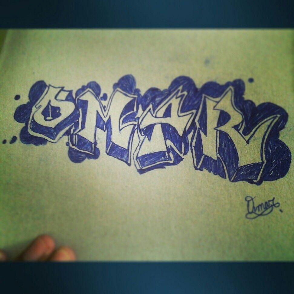 Grafiti Omar Dibujos