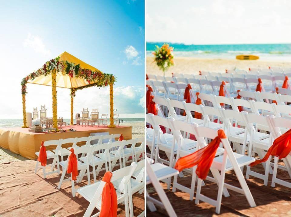 Beach Wedding At Radisson Blu Goa